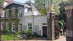 Ingang Hortus Botanicus Plantage Middenlaan Amsterdam - Entrance