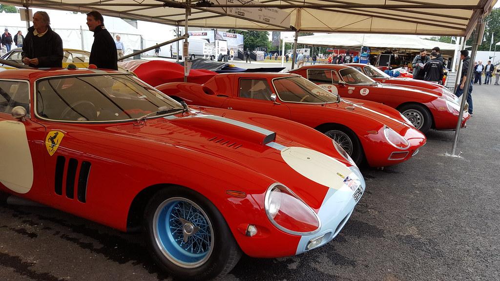 70 Years Of Ferrari Single Seater Sportscar Goodwood Fest Flickr