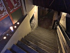 Looking for a drink in Gamla stan, and I knew right away by this entrance that I had probably stumbled upon something special.