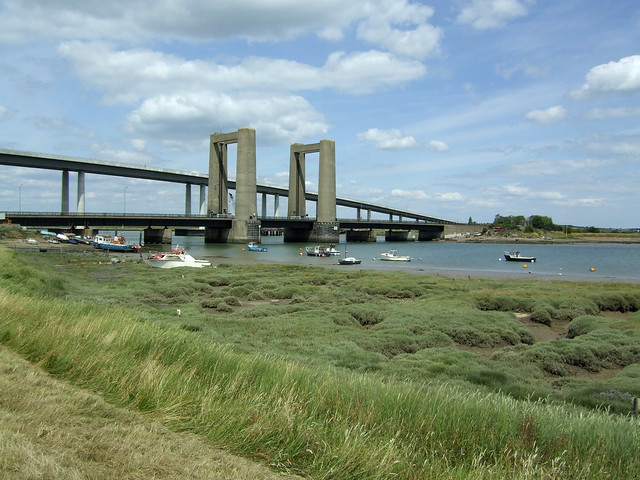 The Kingsferry Bridge