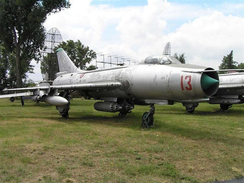 Sukhoi Su-7 BKL 3