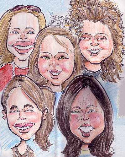 2007-Laurie-Amy-Rebecca-Lindsey-Rachel-CedarPoint-BridalShower | by ShaunMHolloway