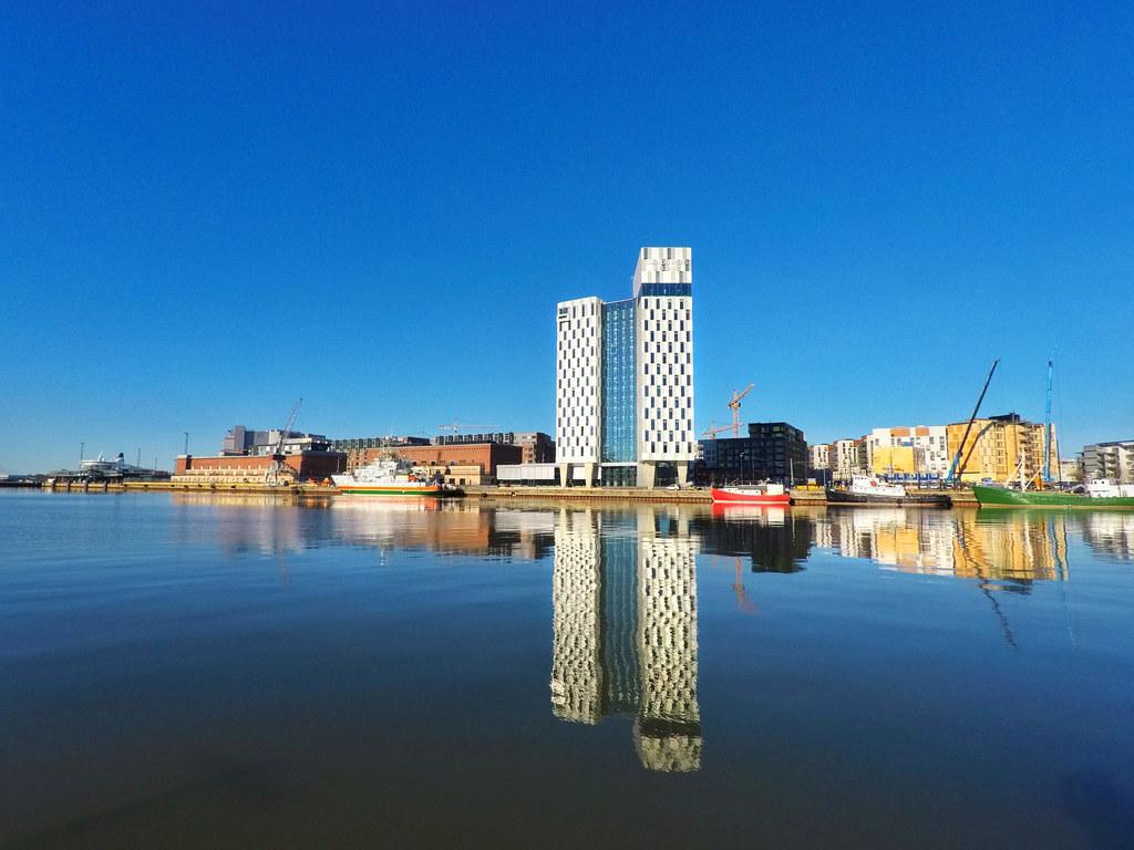 Jätkäsaari Helsinki