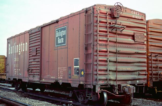 CB&Q Class XM-32D 61022