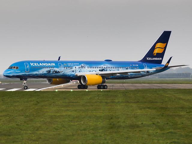 Icelandair | Boeing 757-256(WL) | TF-FIR