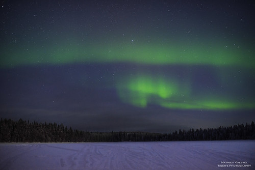 Aurora Borealis n°1   by Tiger_67