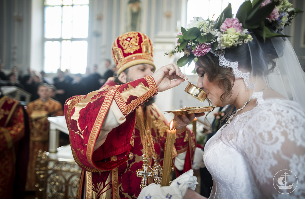 7 мая 2016, Венчальная Литургия с сурдопереводом / 7 May 2017, The Wedding Liturgy with sign language