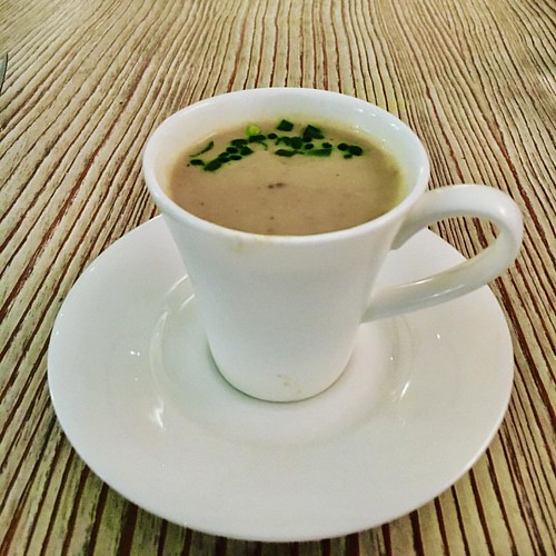 A better way to drink soup. #food | by Dalfry