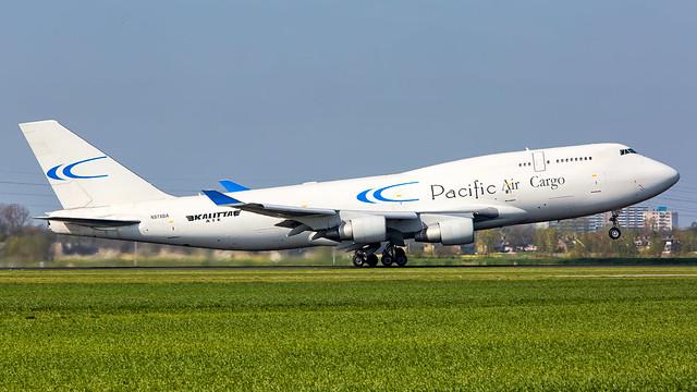 Kalitta Air Boeing 747-400 N976BA