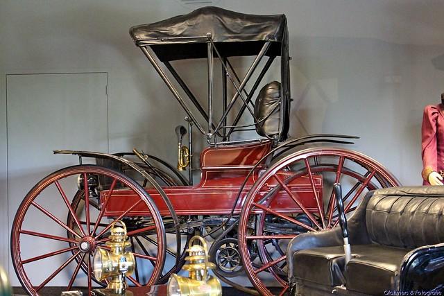 1902 - Holsman Runabout Highwheeler