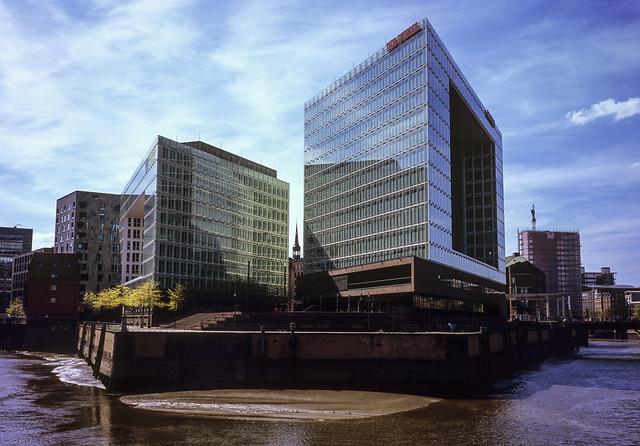 Architektur in Hamburg (in explore)