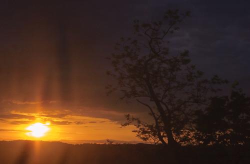 sepan nikon d1h lightroom pa pennsylvania mckeesport portvue 1855mm f3556 dxoopticspro outdoor sunrise clouds sun horizon dawn morning art fineart print 3mp