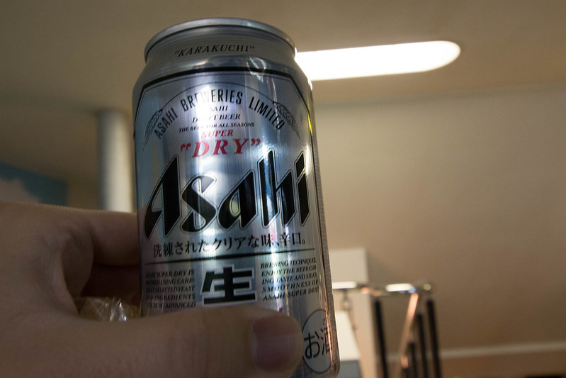 東海汽船 ビール