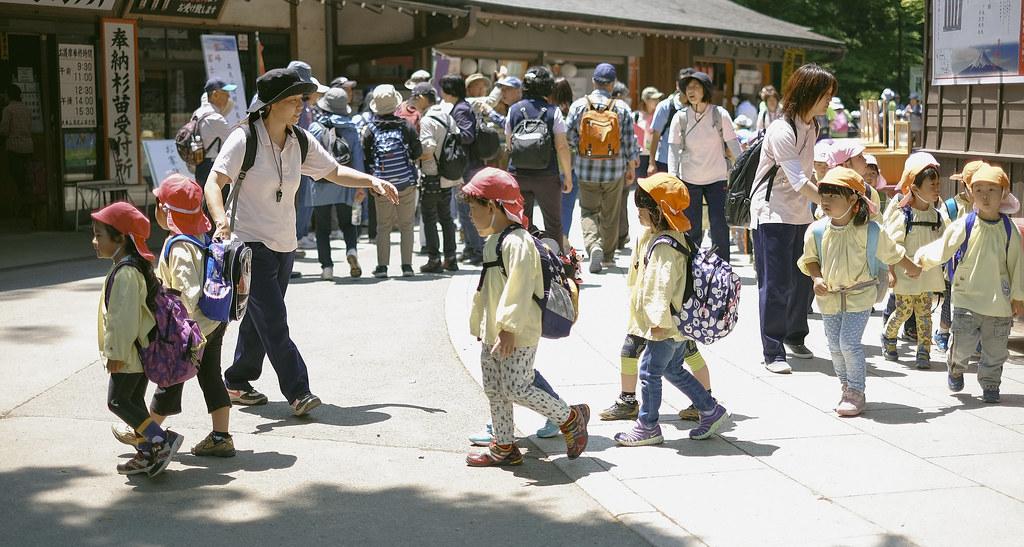 Takaosan - kids