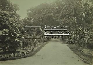 Tuin van De Surinaamsche Bank | by Stichting Surinaams Museum