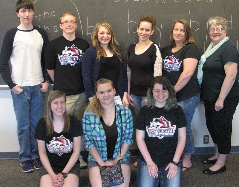 service summer tutors in tshirts photo