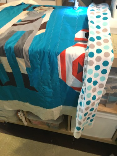 This Droid is Not for Sale Quilt | by daisyeyes