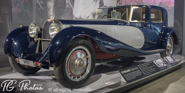 1932 Bugatti Type 41 Royale by Binder