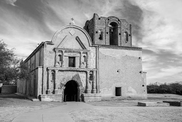 Mission San Cayetano de Tumacácori