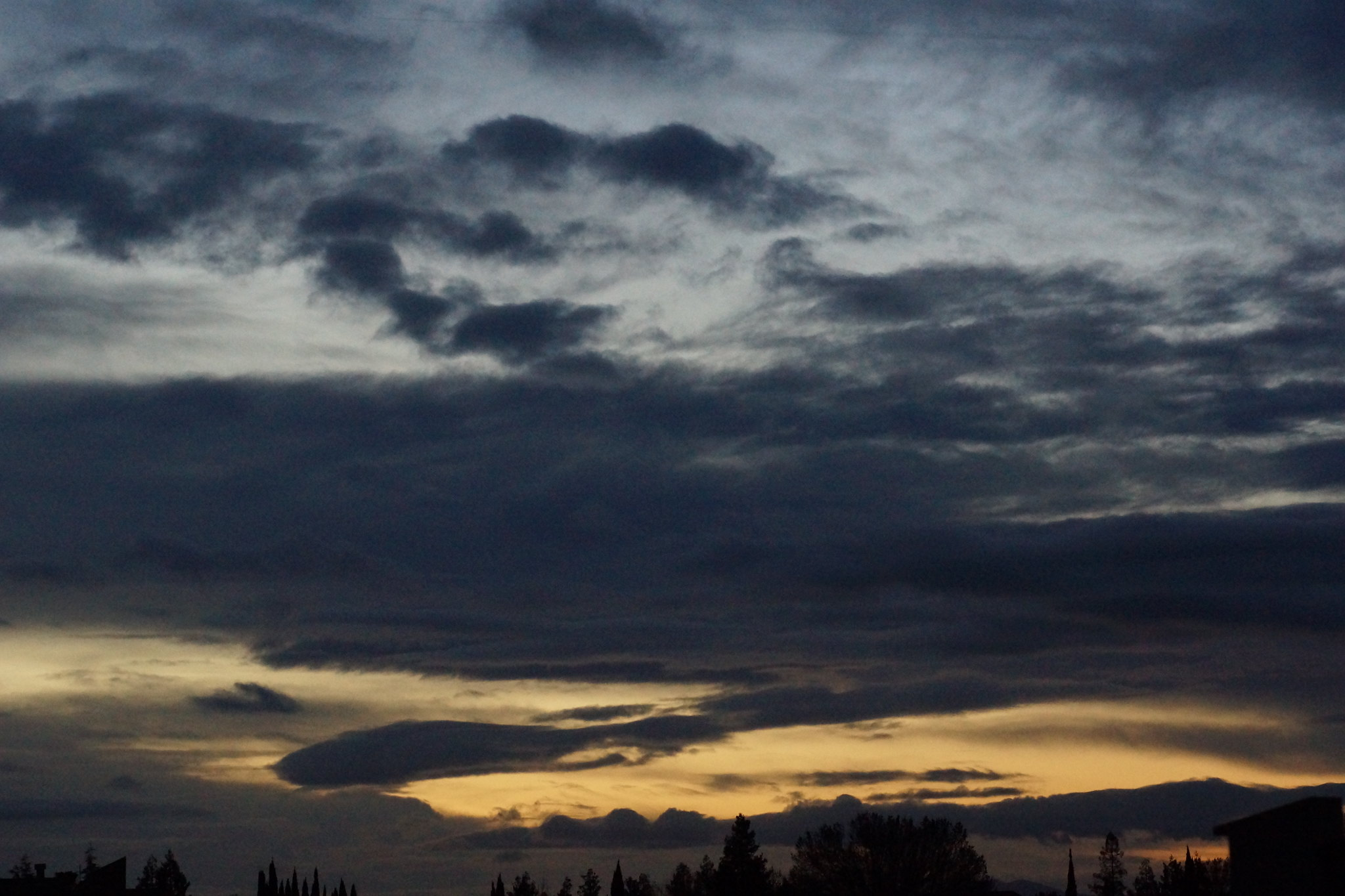 2017-01-23 Cloudy Sunrise [#4]
