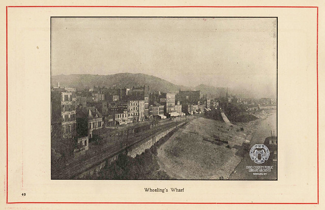 Wheeling's Wharf, 1903