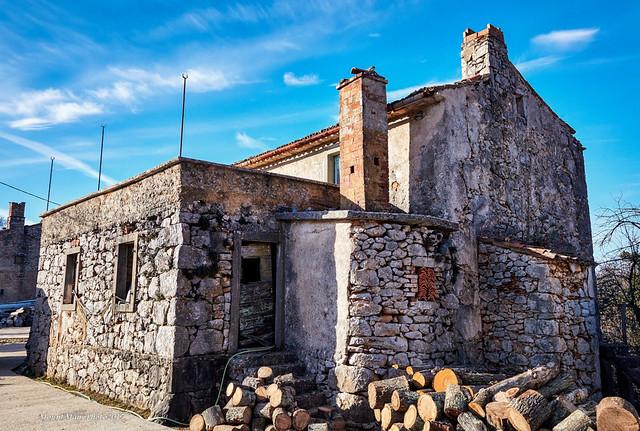 Iz sela Ivanje na Tramuntani (IV)