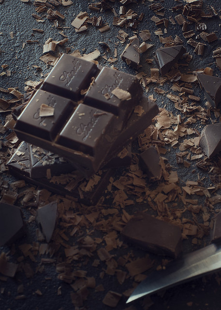 52 Still Lifes - Cuadrado - Chocolate
