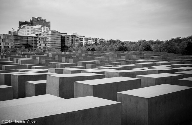Memorial to the Murdered Jews of Europe - II