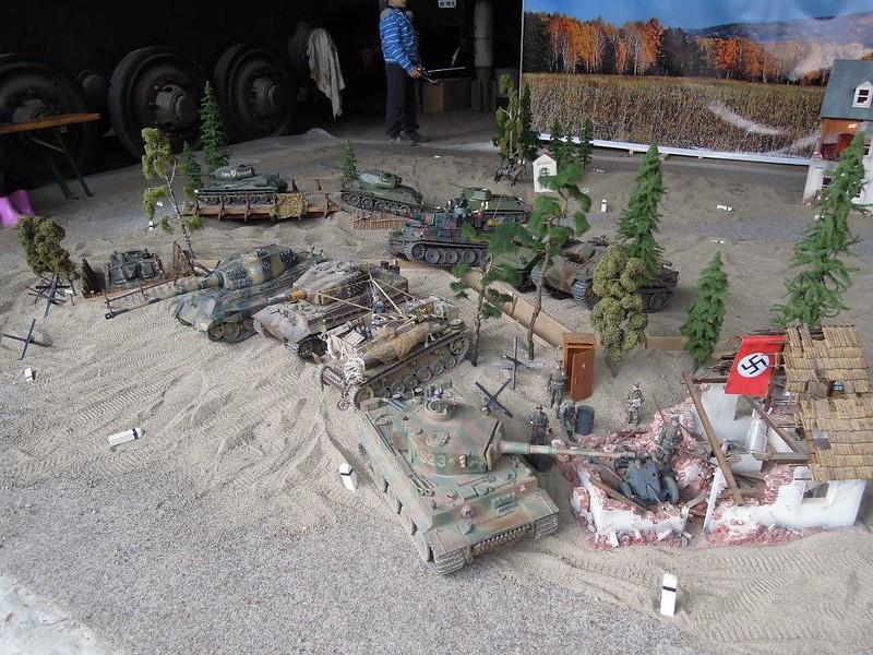 Modely tanků