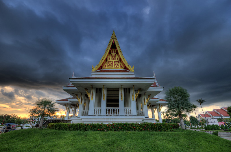 Temple Udon Thani