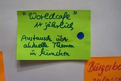 REGSAM-Netzwerk World Café