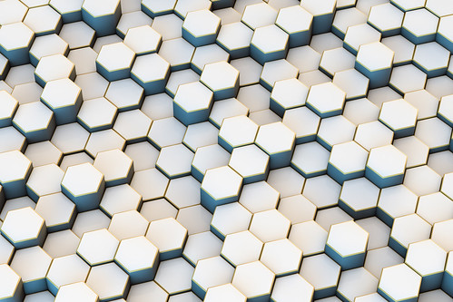 honeycomb floor 1 | by Philippe Put