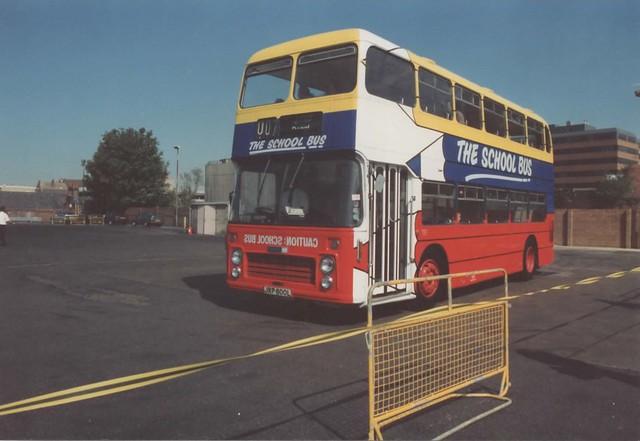 800 (1), JRP 800L, Bristol VR, ECW Body H43-31F, 1973 (t.1989)