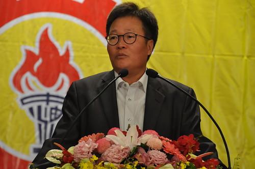 圖07台灣中油公司陳金德董事長致詞