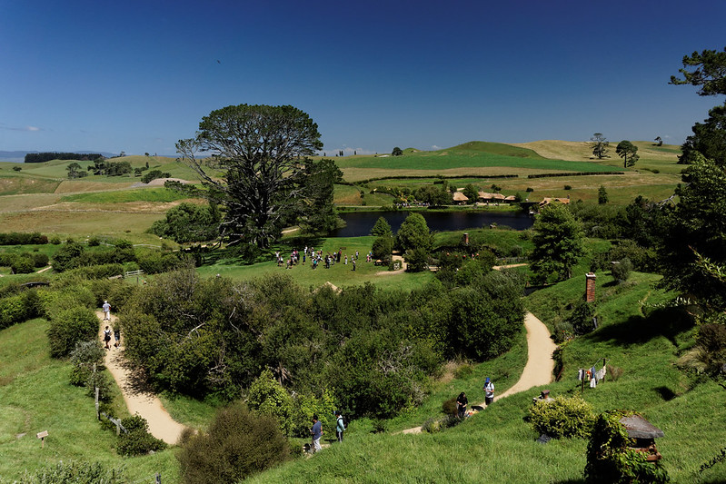 The Panorama of Hobbiton