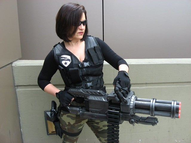 G.I JOE: Lady Jaye