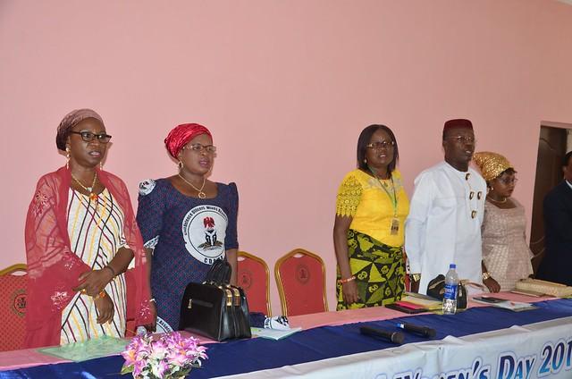 Nigeria-2017-03-08-International Women's Day Observed in Nigeria