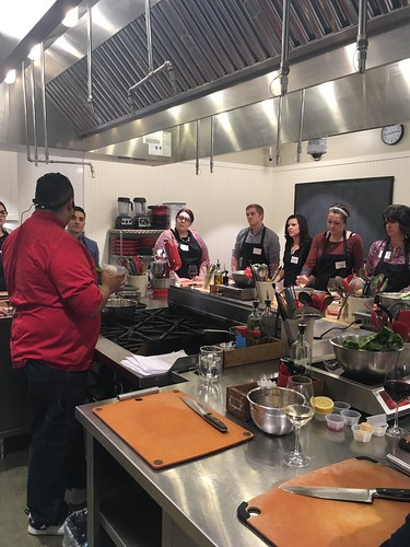 2017 Team Cooking Class | by MadCitySmart