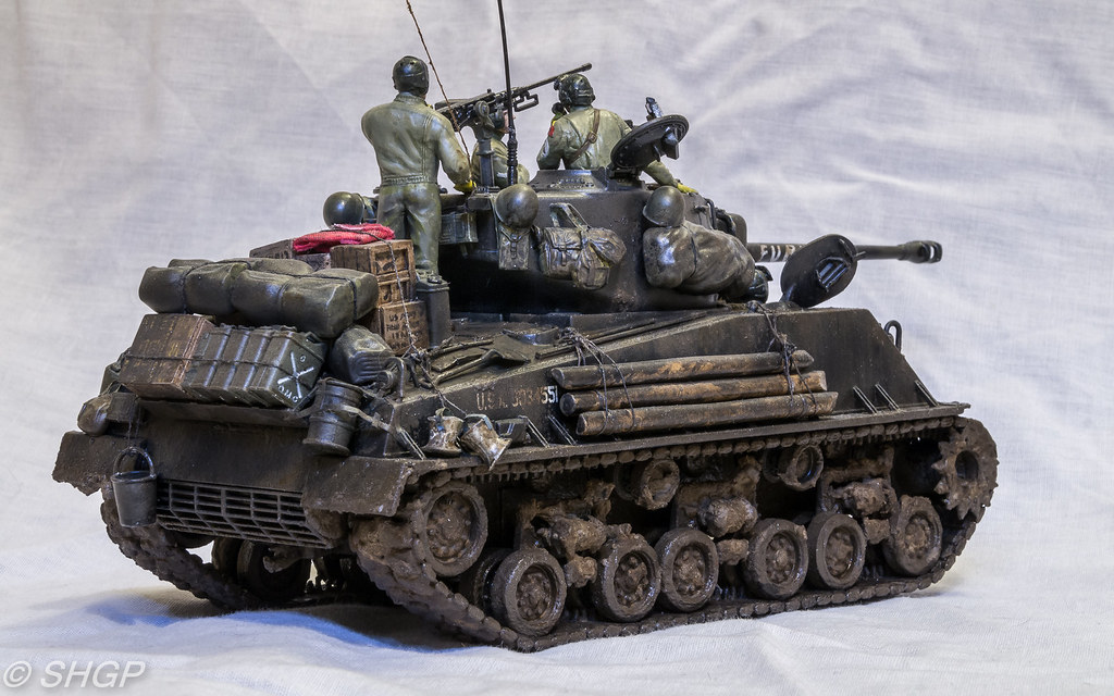 1/35 Sherman E8 'Fury' | Steven Harrison-Green PHOTOGRAPHY