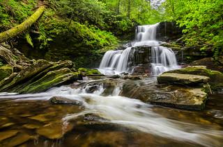 Tuscarora Waterfall 2 | by JBMarro