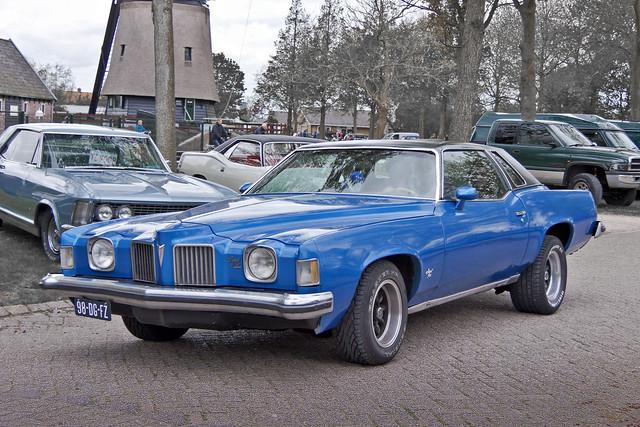 Pontiac Grand Prix Hardtop Coupé 1973 (1884)