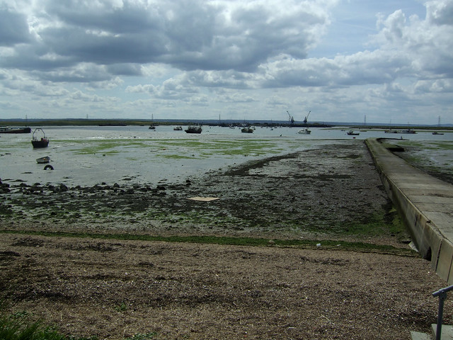 Queenborough, The Isle of Sheppey