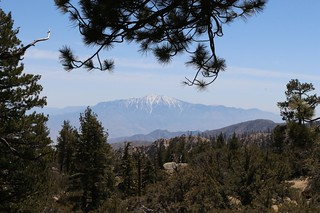 0142 We get a view south from the PCT toward snow-capped San Jacinto Peak | by _JFR_