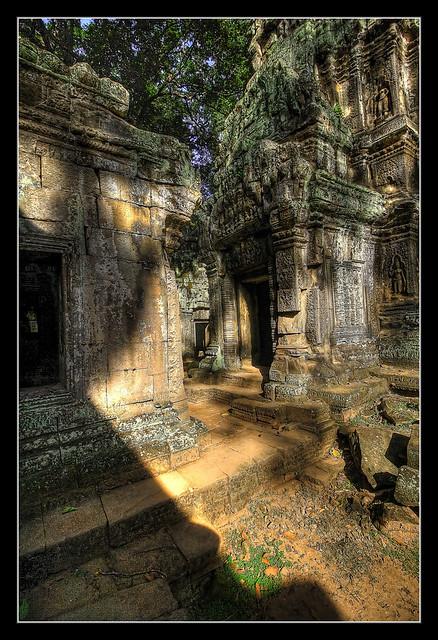 Siem Reap K - Ta Prohm 33