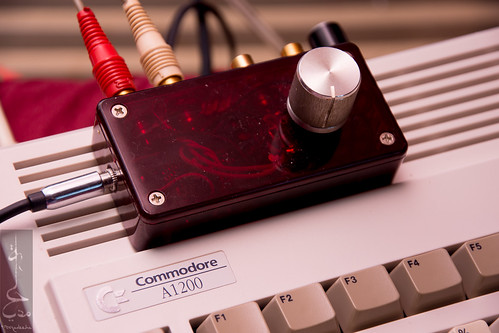 Amiga audio separation project | by Madija~
