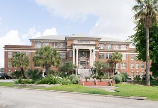 Former Jefferson Davis Hospital, Houston, Texas 1704201114