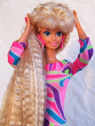 Totally Hair Barbie 1992 | by Dollytopia