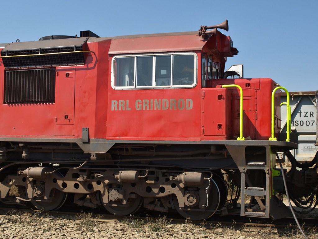 Locomotive of