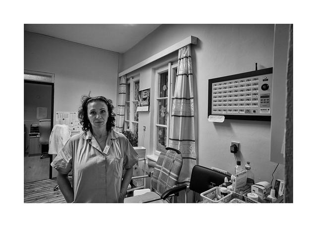 Nurse Marie