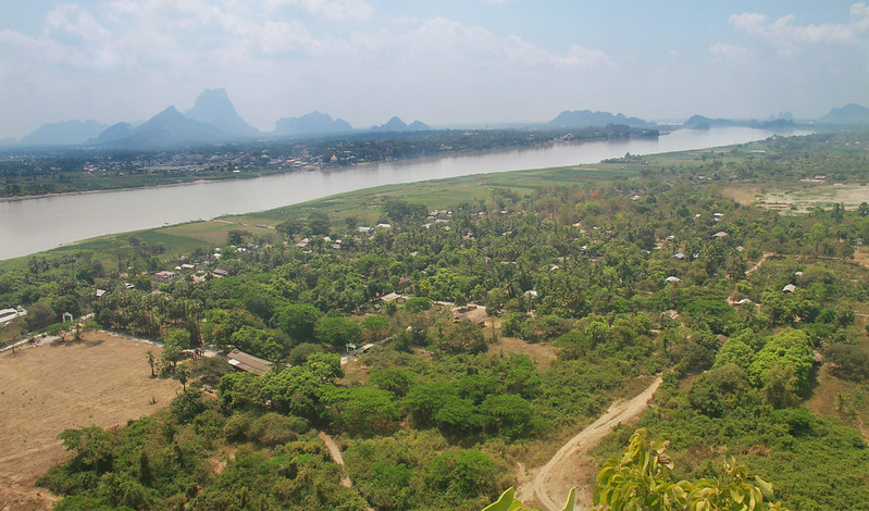 Hpa'An, 28/03/2017